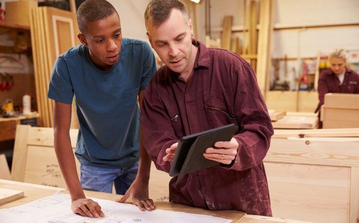 des formations pour se perfectionner aux métiers de l'artisanat